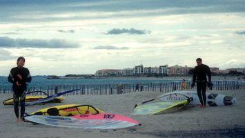 Windsurfen in Cap d Agde