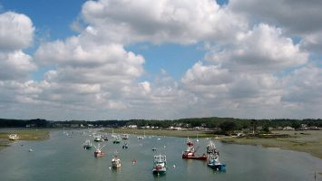 La Trinité-sur-Mer, Golf du Morbihan, Quiberon