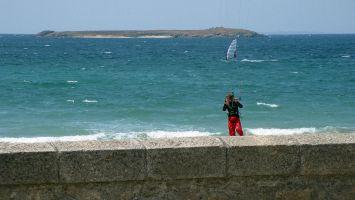 Windsurfer in Quiberon