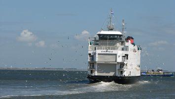 Fähre Den Helder - Texel