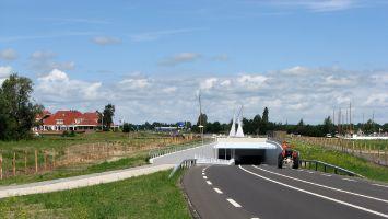 Galamadammen, Friesland, Niederlande