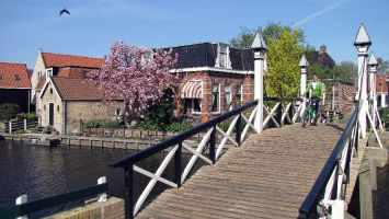 Hindeloopen Brücke