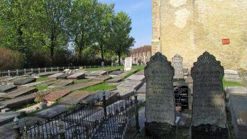 Hindeloopen, Friedhof