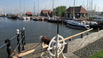 Hindeloopen Hafen