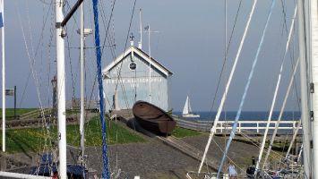 Hindeloopen Hafen, Museum