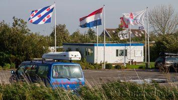OK Kite + Surfschule Hindeloopen, Ijsselmeer
