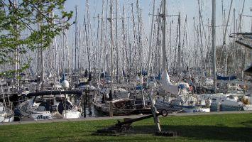 Yachthafen Hindeloopen