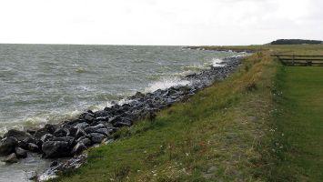 Laaxum, Hafen