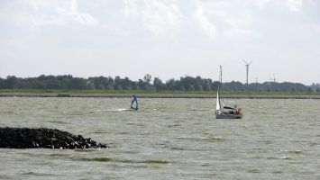 Windsurfen in Lemmer