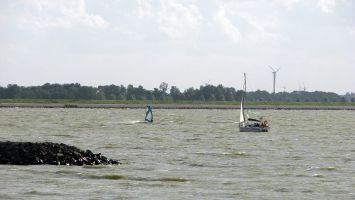Windsurfen in Lemmer