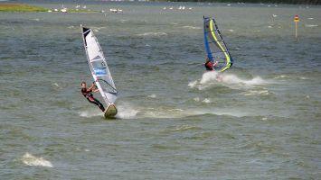 Surfer vor Molkwerum