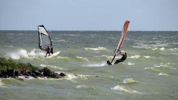 Stavoren, Windsurfen