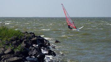 Surfspot Stavoren, Marina
