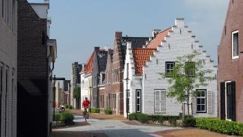 Lauwersmeer, Ferienanlage in Oostmahorn