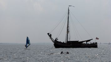 Lauwersmeer, Windsurfen für Familen & Einsteiger