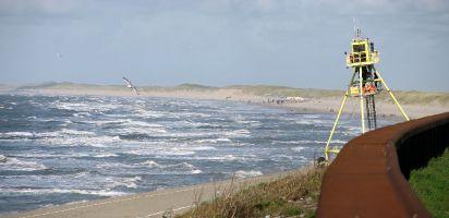 Northshore Petten, windsurfen auf der Nordsee