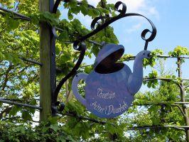 Café Theetuin, Brouwersdam, Renesse