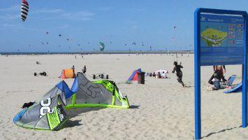 Renesse, Windsurfen, Kitesurfen, Brouwersdamm