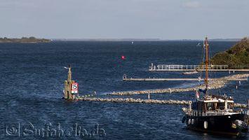 Windsurfen in Rennesse, Grevelinger Meer