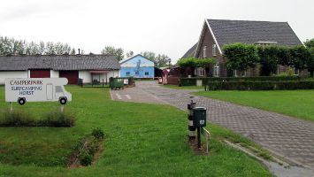 Harderwijk Strand Horst, Womo-Camping