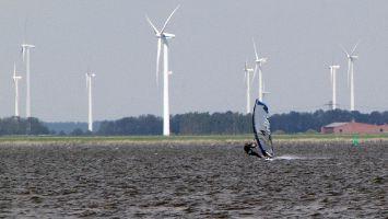 Harderwijk Windsurfen, Starboard Futura 141, North s_type 9,5