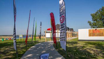 Telstar Surfclub, windsurfen in Harderwijk, Strand Horst