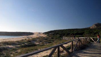Bolonia, eine Bucht nördlich von Tarifa