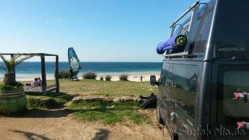 Tarifa, Bolonia, windsurfen, kitesurfen