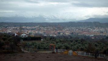Sierra Nevada in der Nähe von Granada, Andalusien, Spanien