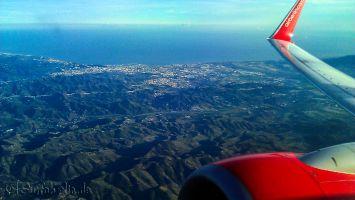 Tarifa, Malaga, Air Berlin