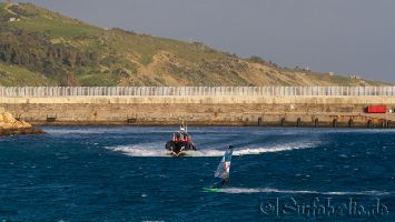 Tarifa, Balneario, Playa Chica