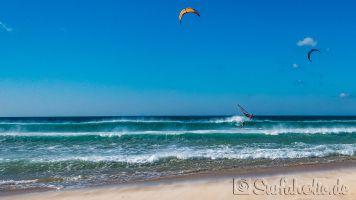 Tarifa, Balneario, windsurfen, kitesurfen