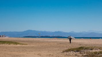 Playa Chica, Balneario, Los Lances