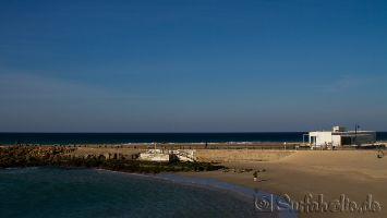 Tarifa, Playa Chica, windsurfen, kitesurfen