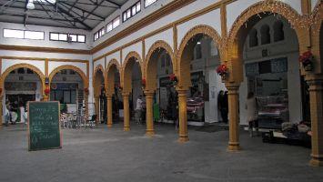 Die Markthalle in Tarifa