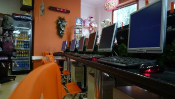 Internetcafé in Tarifa