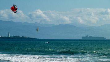 Kitesurfen Tarifa im Dezember