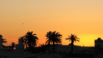 Sonnenaufgang in Tarifa