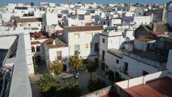Tarifa-Stadt