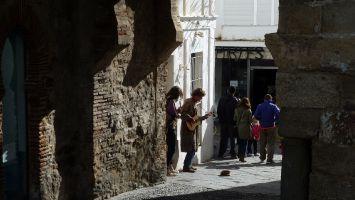 Tarifa Andalusien Costa del Luz, Stadtor