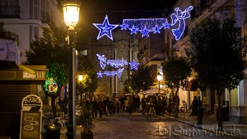 Tarifa, Andalusien, Straße von Gibraltar