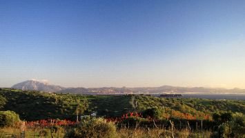 Tarifa, Blick nach Marokko.
