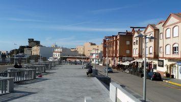 Tarifa, Hafen