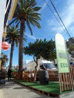 Tarifa, kleine Tapas-bar an der Hauptstrasse