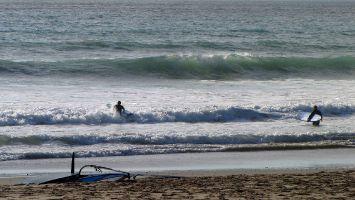 Tarifa Wellenreiten