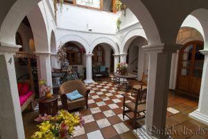 Tarifa,Altstadt, Andalusien, Spanien