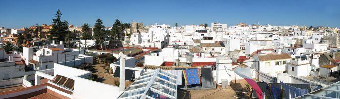 Über den Dächern von Tarifa