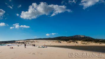 Tarifa, Valdevaqueros, windsurfen, kitesurfen