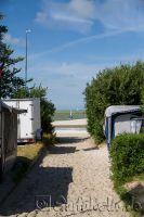 Makkum, Camping De Holle Poarte