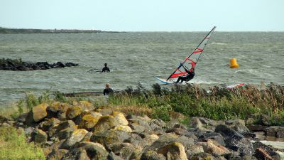 Windsurfen in Stavoren